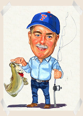 Fun Caricature From Photo Gift Ideas Order A Fun