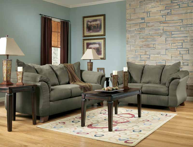 klaussner sofa and loveseat set 72 leather sage perfect green 99 about remodel design ...