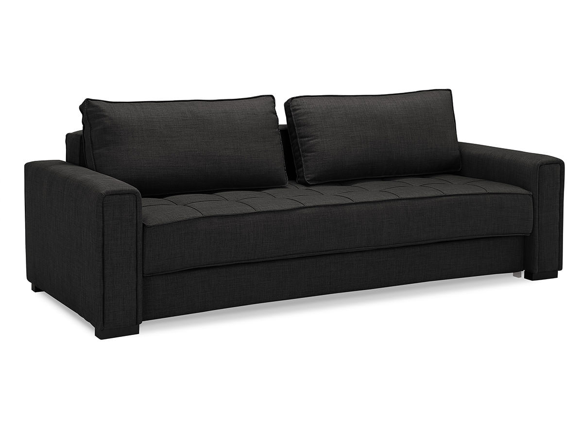 daria serta gray convertible sofa gallery pty ltd ascott dark grey by lifestyle