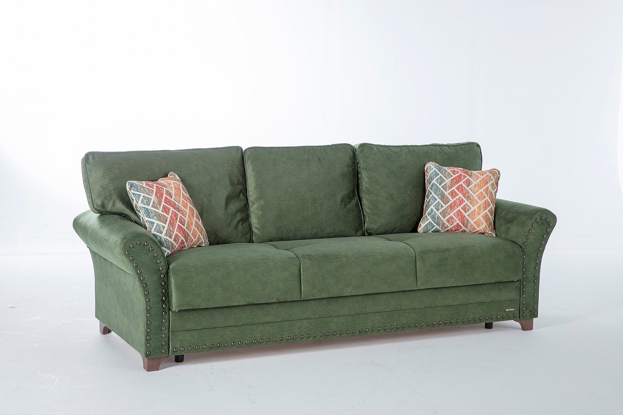 Istikbal Sofa Beds Vegas Rainbow Red Sofabed Istikbal