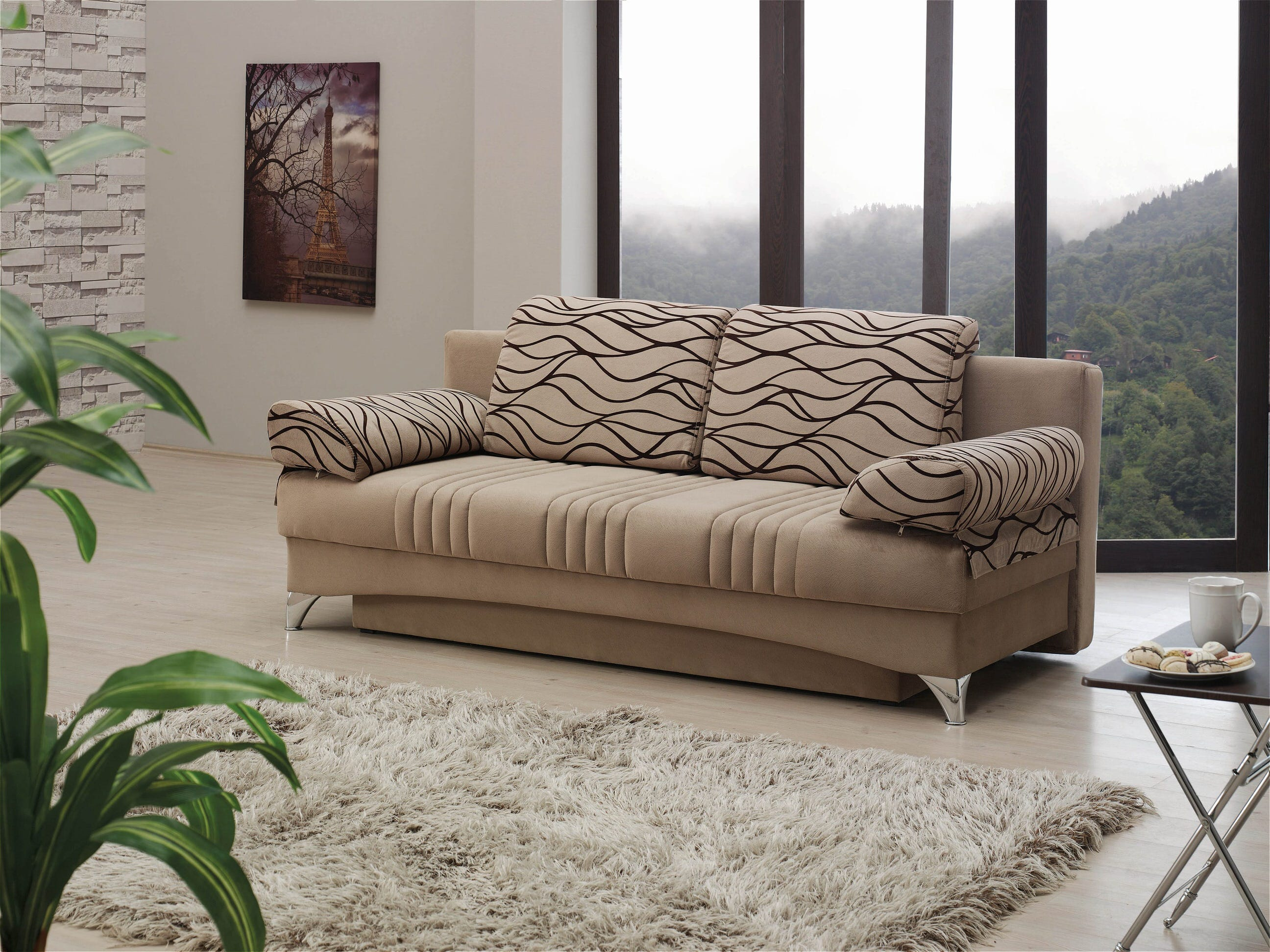 empire furniture sofa mammoth reviews daisy light brown bed by usa
