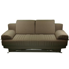 Light Sofa Bed Sure Fit Ultimate Waterproof Suede Cover Fantasy Platin Brown Convertible By Sunset