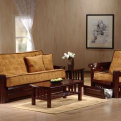 Futon And Chair Set Folding Vinyl Padded Black Tudor Size Rosewood By Prestige Furnishings