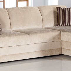 816 Modern Black And White Leather Sectional Sofa Buchannan Faux With Reversible Chaise Cream Sofas Center Couch ...