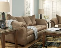 Signature Design By Ashley Darcy Sleeper Sofa | Review Home Co