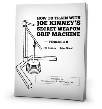 Joe Kinney's Secret Weapon Gripper