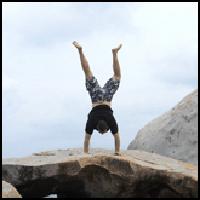 Handbalancing: Even Big Guys Can Do It