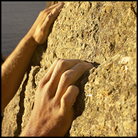 Grip Training for Rock Climbing