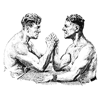 Armwrestling: How to Become a Champion by Ernie Jeffrey