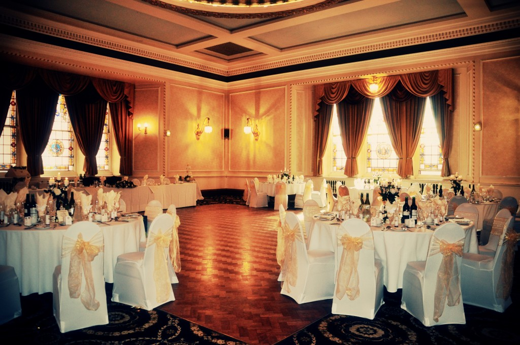 Fantastic Wedding Deal At Freemasons Hall Manchester