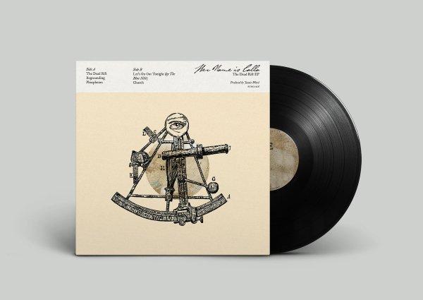 The Dead Rift Vinyl Front