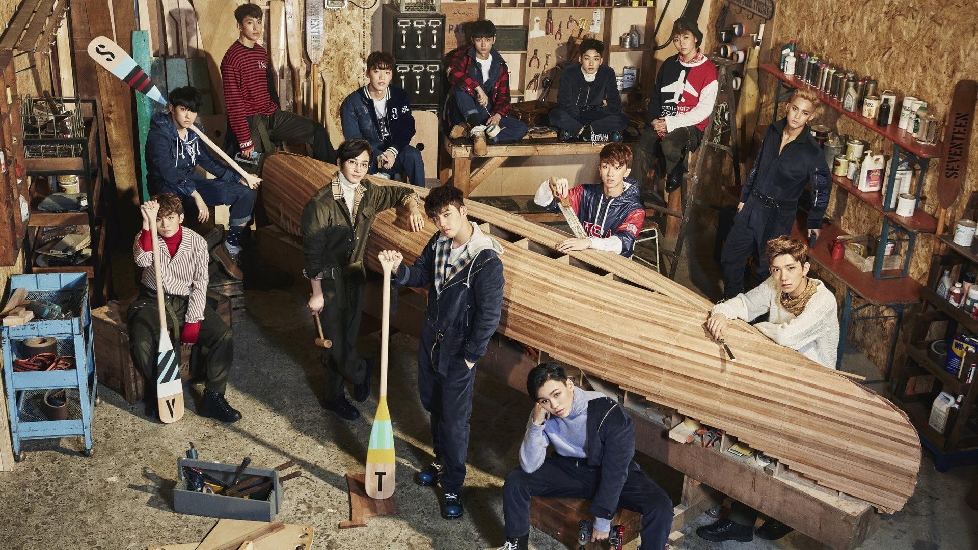 Seventeen - 'Going Seventeen' Album Review   Funcurve