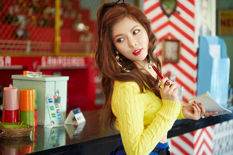 Hyuna  Awesome Album Review  Funcurve