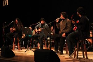 Noite musical será realizada na quinta-feira, dia 27, no Teatro Embaixo da Ponte | Foto: Tiago Amado