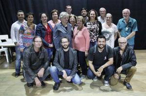 Associação da Fundação Cultural de Rio do Sul elege nova diretoria | Foto: Tiago Amado