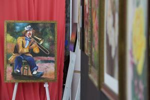 Mostra ficará aberta de 13 a 27 de junho, na Galeria de Arte Arno Georg | Foto: Tiago Amado