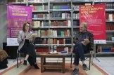 Identidade da escrita - Alcides Buss lança Em nome da Poesia | Foto: Tiago Amado