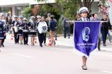 Desfile 7 de setembro 2018 - Banda Marcial da Guarda Municipal e Fundação Cultural de Rio do Sul | Foto: Tiago Amado