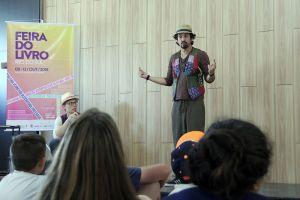 Escolas podem agendar a participação na atividade apresentada dia 29 de outubro | Foto: Tiago Amado