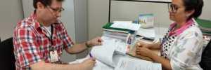 Marcelo Rossa, presidente da Asfuc, e Valeska Fronza, diretora-administrativa da FCRS | Foto: Tiago Amado