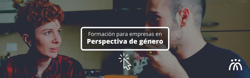Formación para empresas en Perspectiva de género