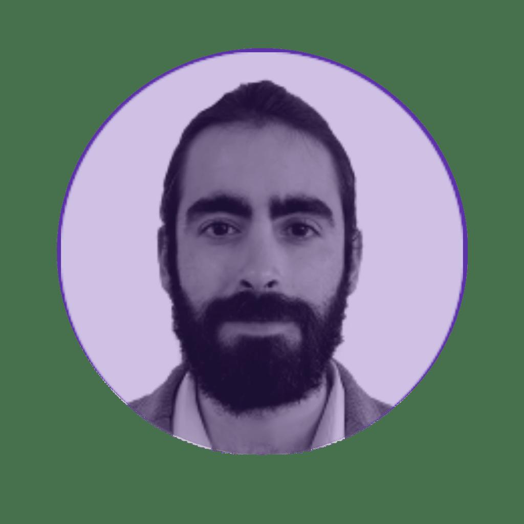 Kirian Muñoz, formador del Espacio Grupal para Hombres