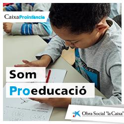 Imatge del Programa CaixaProinfància