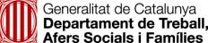 logo det Departament de Treball, Afers Socials i Famílies