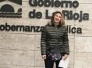 Lorena ya ha conseguido su plaza como trabajadora del Gobierno de La Rioja