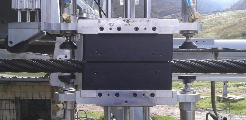 Diseño, Software y Hardware de un nuevo equipo magneto-inductivo para cables de acero con elementos fijos (OpenScann), año 2015