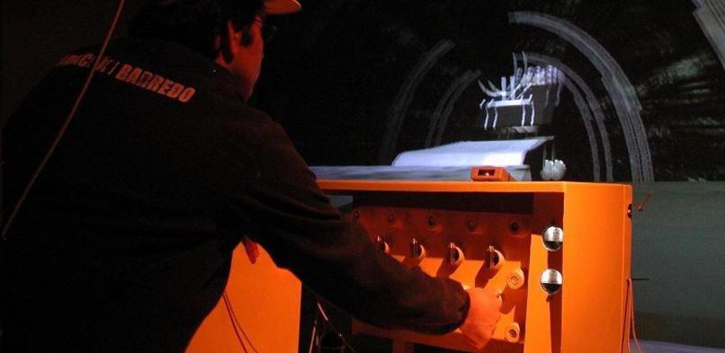 Simulador de Minador (AM50)