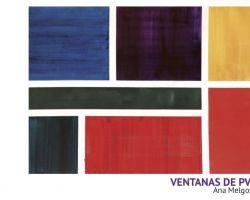 """Exposición """"Ventanas de PVC"""", de Ana Melgosa."""