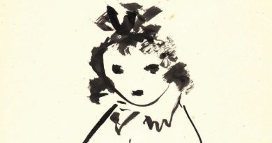 Exposición de dibujos de JULIO MARURI