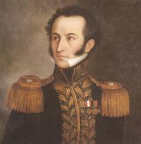 Anónimo, 1825, General Sucre