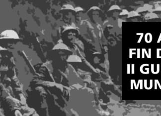 70 aniversario del fin de la Segunda Guerra Mundial, la 'guerra civil' europea