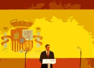Bajo la bandera de España