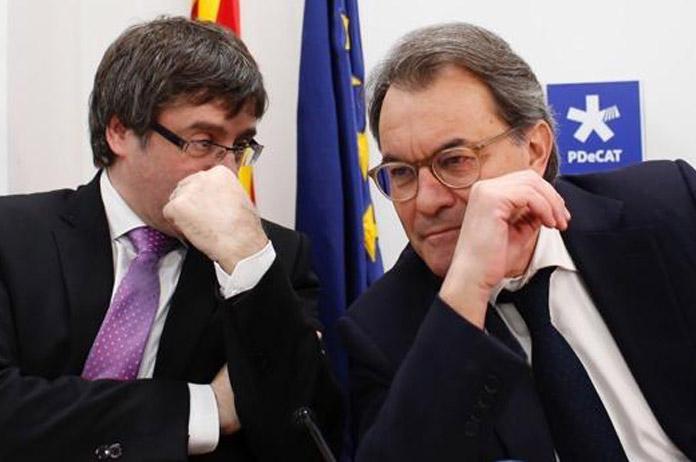 órdago catalán