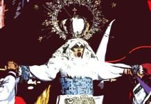 Drag Sethlas en el Carnaval de Tenerife 2017