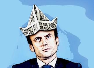 Ganó Macron
