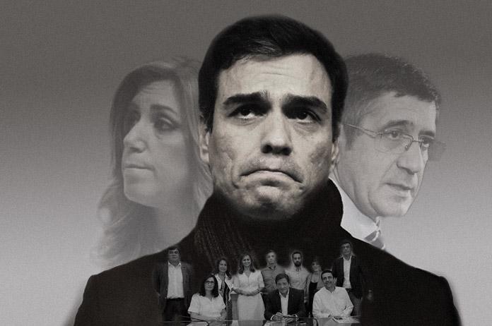 Pedro Sánchez, el hombre que no amaba a la gestora