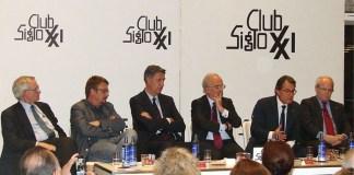 Diálogos sobre Cataluña en el Club Siglo XXI