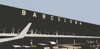 Puigdemont en el Aeropuerto de El Prat