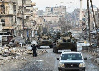 Guerra en Siria FOTO: El Debate de Hoy