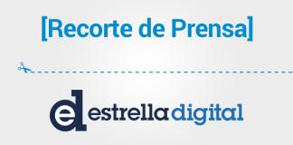 Recorte de prensa Estrella Digital