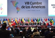 VIII Cumbre de las Américas