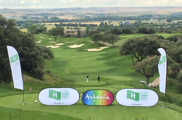 Torneo promocional del Patronato Provincial de Turismo de Huelva