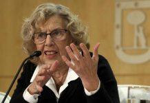 Manuela Carmena anuncia que vuelve a presentarse a las elecciones del Ayuntamiento de Madrid