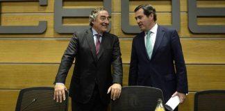 Antonio Garamendi, nuevo presidente de la CEOE
