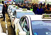 Huelga de taxis