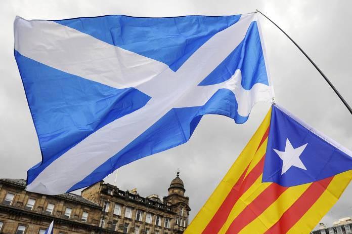 Cataluña y Escocia